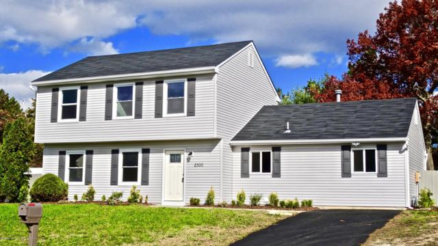 2300 Oak Knoll Drive, Toms River, NJ 08757 (MLS #21844395) :: The MEEHAN Group of RE/MAX New Beginnings Realty