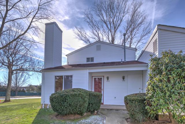 135 Greenwood Drive, Freehold, NJ 07728 (MLS #21844626) :: The MEEHAN Group of RE/MAX New Beginnings Realty