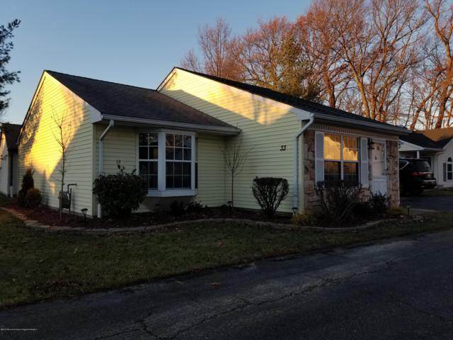 33 Ivy Ridge Close #1000, Freehold, NJ 07728 (MLS #21846445) :: The MEEHAN Group of RE/MAX New Beginnings Realty