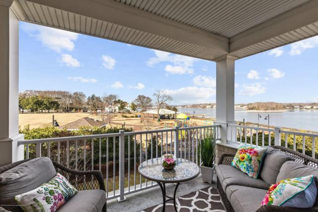 2201 River Road #1204, Point Pleasant, NJ 08742 (MLS #21905321) :: The MEEHAN Group of RE/MAX New Beginnings Realty