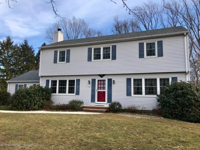 27 Winding Brook Way, Holmdel, NJ 07733 (MLS #21907365) :: The MEEHAN Group of RE/MAX New Beginnings Realty