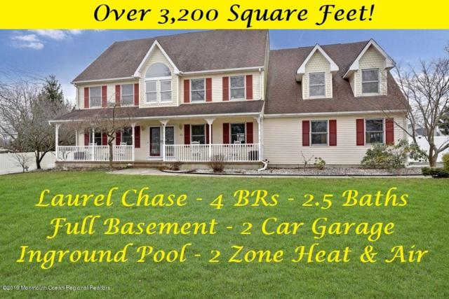103 Lilac Drive, Toms River, NJ 08753 (#21908382) :: Daunno Realty Services, LLC