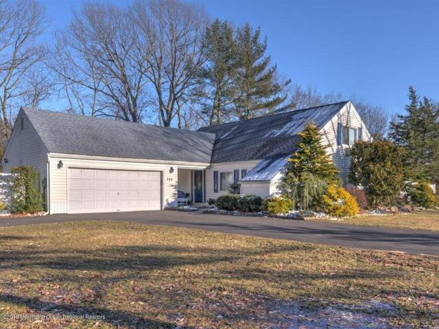 144 Tilton Drive, Freehold, NJ 07728 (MLS #21908635) :: The MEEHAN Group of RE/MAX New Beginnings Realty