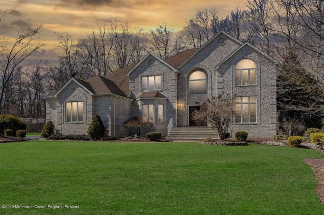 105 Rico Drive N, Morganville, NJ 07751 (MLS #21910260) :: The MEEHAN Group of RE/MAX New Beginnings Realty