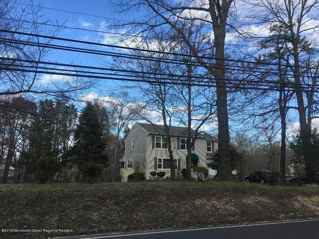 115 Leesville Road, Jackson, NJ 08527 (MLS #21912543) :: William Hagan Group
