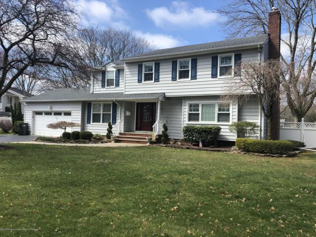 17 Hampton Drive, Freehold, NJ 07728 (MLS #21913885) :: The MEEHAN Group of RE/MAX New Beginnings Realty