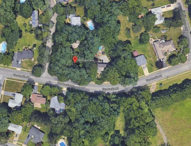 98 Duda Lane, Aberdeen, NJ 07747 (MLS #21913973) :: The MEEHAN Group of RE/MAX New Beginnings Realty