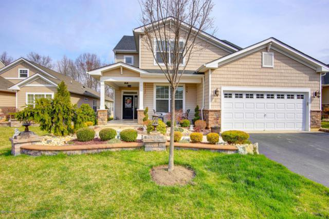 6 Cauthen Court, Manalapan, NJ 07726 (MLS #21914336) :: The MEEHAN Group of RE/MAX New Beginnings Realty