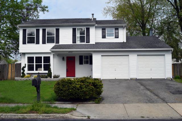 66 Starlight Road, Howell, NJ 07731 (MLS #21914897) :: The Dekanski Home Selling Team