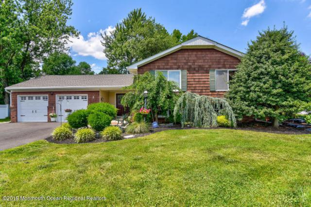 2 Sussex Place, Manalapan, NJ 07726 (MLS #21916727) :: Team Gio | RE/MAX