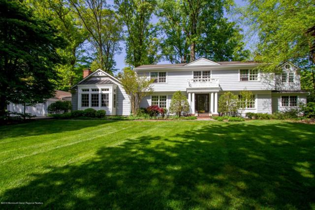4 Clay Court, Rumson, NJ 07760 (#21919866) :: The Force Group, Keller Williams Realty East Monmouth
