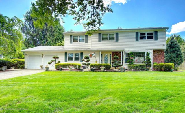 110 Stiles Place, Freehold, NJ 07728 (MLS #21920890) :: The MEEHAN Group of RE/MAX New Beginnings Realty