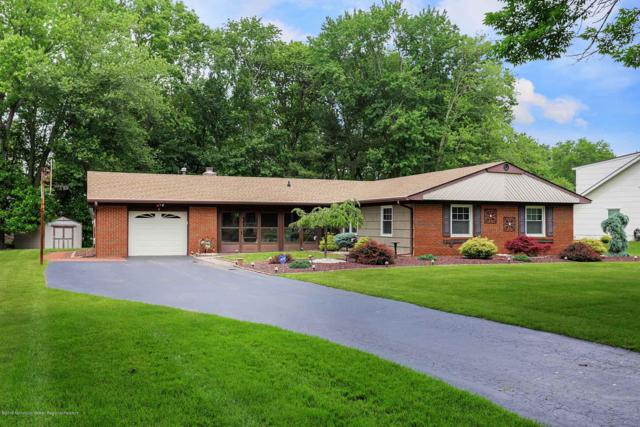 4 Wayne Court, Manalapan, NJ 07726 (MLS #21921699) :: The MEEHAN Group of RE/MAX New Beginnings Realty