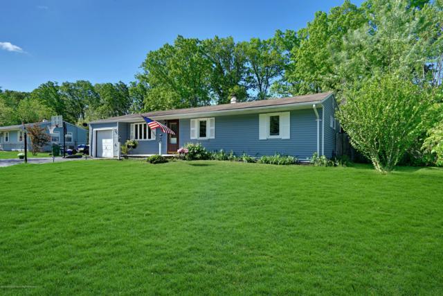 13 Redwood Road, Howell, NJ 07731 (MLS #21921750) :: The Dekanski Home Selling Team