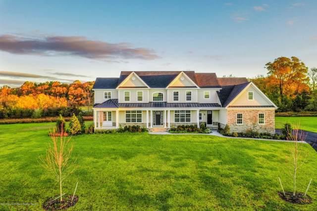 15 Hayfield Court, Holmdel, NJ 07733 (MLS #21923061) :: Vendrell Home Selling Team