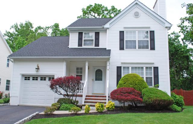 4 Angelica Court, Matawan, NJ 07747 (#21923801) :: Daunno Realty Services, LLC