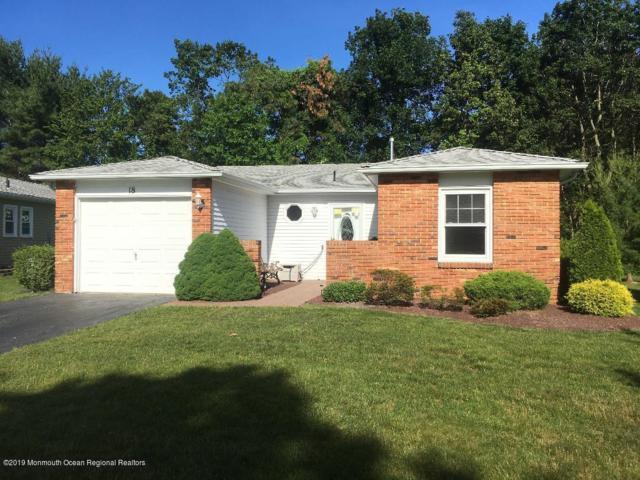 18 Kent Drive, Brick, NJ 08723 (MLS #21924264) :: William Hagan Group