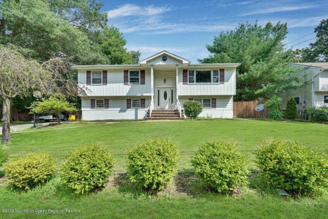 864 Bethel Church Road, Jackson, NJ 08527 (MLS #21930312) :: Vendrell Home Selling Team