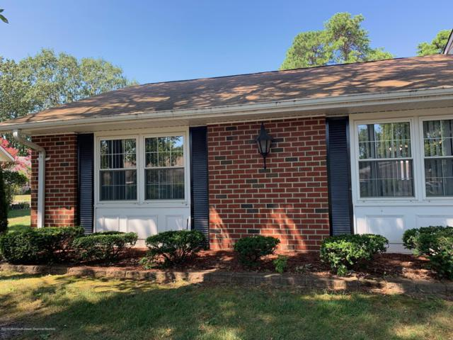 804 A Balmoral Court 804 A, Lakewood, NJ 08701 (MLS #21933044) :: The MEEHAN Group of RE/MAX New Beginnings Realty
