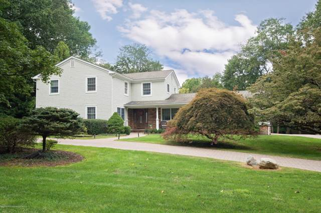 111 Hickory Lane, Lincroft, NJ 07738 (MLS #21938213) :: The MEEHAN Group of RE/MAX New Beginnings Realty