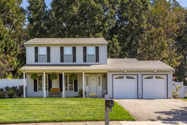 26 Cherry Bend Drive, Howell, NJ 07731 (MLS #21938719) :: The Dekanski Home Selling Team