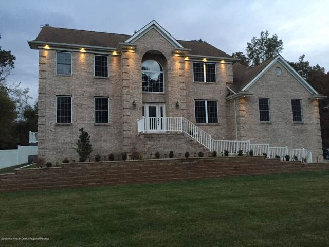 618 Casino Drive, Howell, NJ 07731 (MLS #21941251) :: The Dekanski Home Selling Team