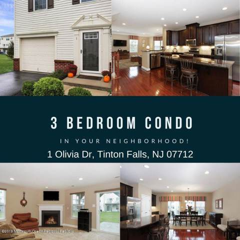 1 Olivia Drive, Tinton Falls, NJ 07712 (MLS #21941599) :: William Hagan Group