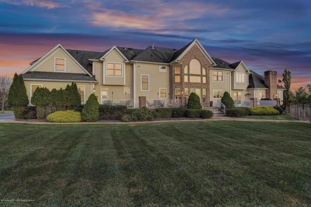 2 Bretwood Drive, Colts Neck, NJ 07722 (MLS #21944633) :: The Sikora Group