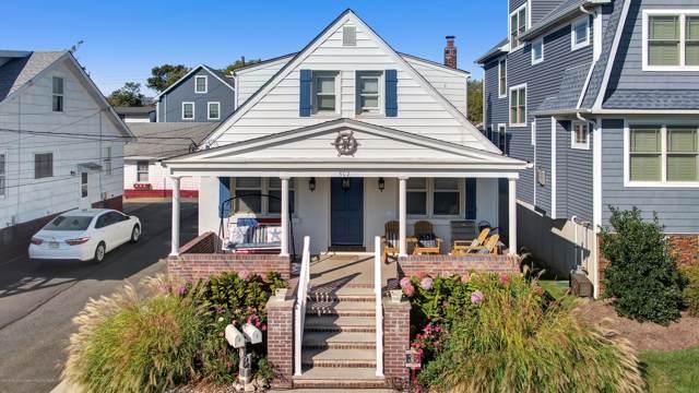 302 15th Avenue, Belmar, NJ 07719 (MLS #21945336) :: The Sikora Group