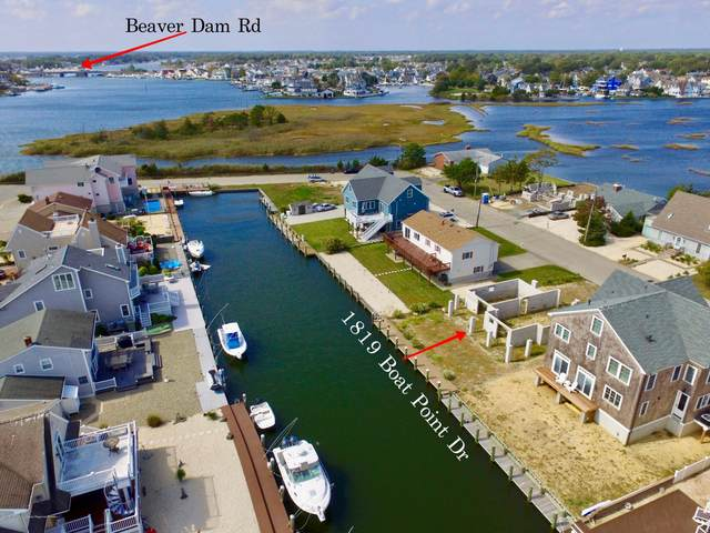 1819 Boat Point Drive, Point Pleasant, NJ 08742 (MLS #21945612) :: The MEEHAN Group of RE/MAX New Beginnings Realty