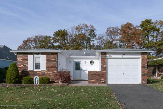 17 Higgins Court, Brick, NJ 08724 (#21945823) :: The Force Group, Keller Williams Realty East Monmouth