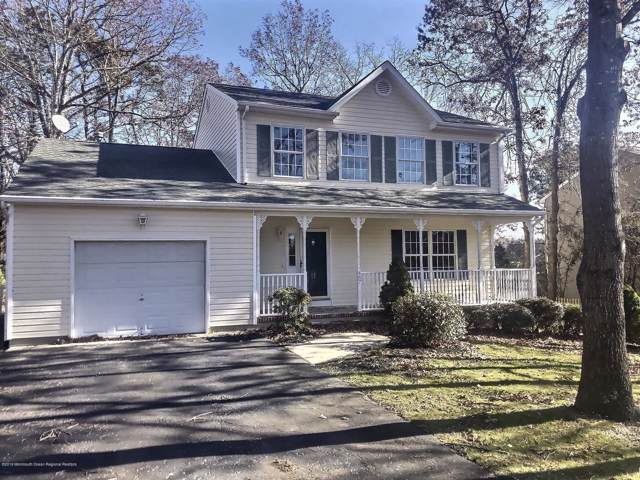 487 Coral Lane, Manahawkin, NJ 08050 (MLS #21945915) :: The Sikora Group