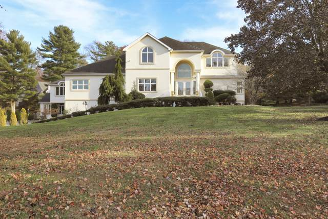 10 Bordeaux Lane, Holmdel, NJ 07733 (MLS #21946073) :: William Hagan Group
