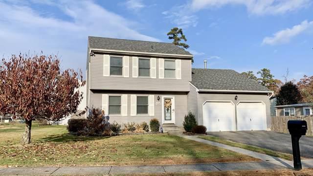 153 W Holly Lane, Little Egg Harbor, NJ 08087 (MLS #21946554) :: William Hagan Group