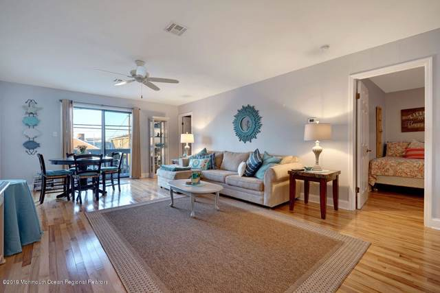 2101 Grand Central Avenue #3, Lavallette, NJ 08735 (MLS #21946629) :: The Dekanski Home Selling Team