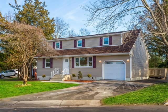 40 Hilliard Road, Old Bridge, NJ 08857 (MLS #21946821) :: Vendrell Home Selling Team