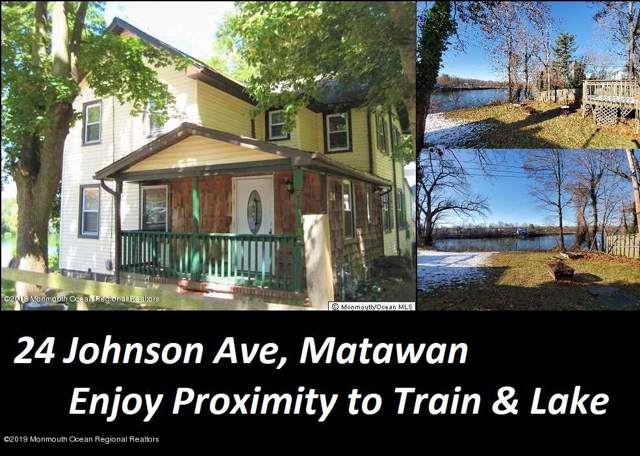 24 Johnson Avenue, Matawan, NJ 07747 (#21947656) :: Daunno Realty Services, LLC