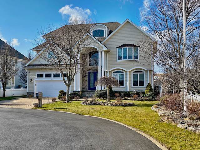 123 Curtis Point Drive, Mantoloking, NJ 08738 (MLS #21949058) :: The Premier Group NJ @ Re/Max Central