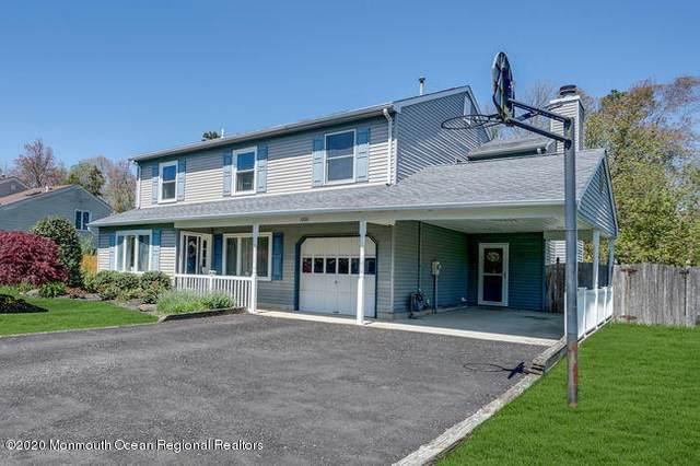1066 Lake Placid Drive, Toms River, NJ 08753 (MLS #22000331) :: The Premier Group NJ @ Re/Max Central