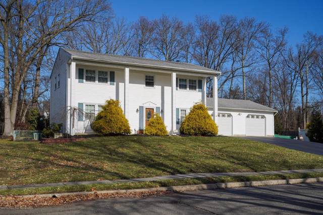 14 Sandburg Drive, Morganville, NJ 07751 (MLS #22001643) :: The MEEHAN Group of RE/MAX New Beginnings Realty