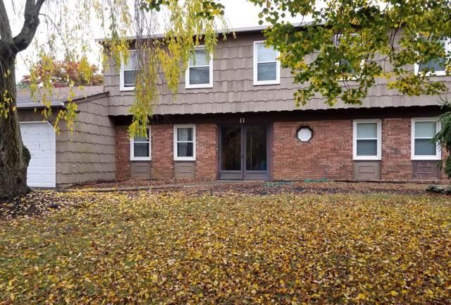 11 Pheasant Drive, Morganville, NJ 07751 (MLS #22001856) :: Vendrell Home Selling Team