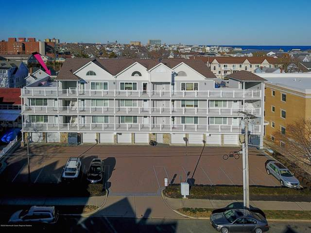 210 Ocean Park Avenue #11, Bradley Beach, NJ 07720 (MLS #22002388) :: The MEEHAN Group of RE/MAX New Beginnings Realty