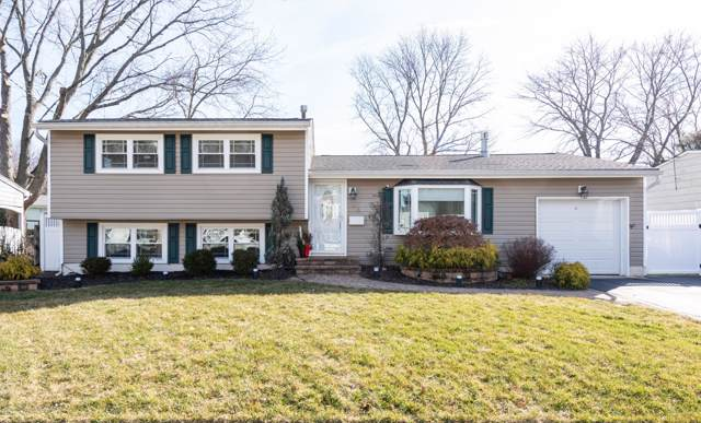 66 Cornell Drive, Hazlet, NJ 07730 (MLS #22003738) :: The MEEHAN Group of RE/MAX New Beginnings Realty