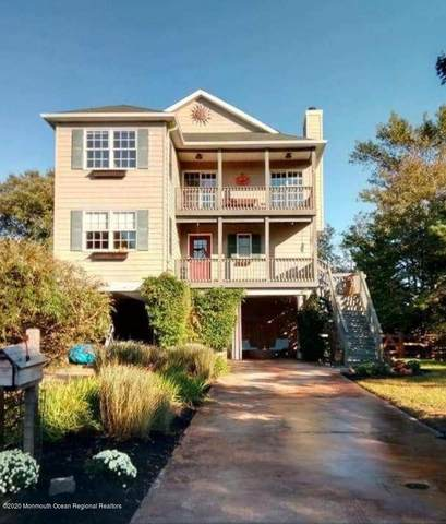45 Cove Road W, Bayville, NJ 08721 (#22003887) :: Daunno Realty Services, LLC