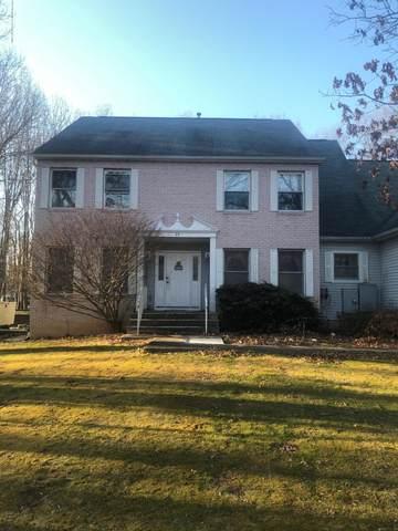 20 Deer Run Drive, Millstone, NJ 08510 (MLS #22004003) :: The Sikora Group