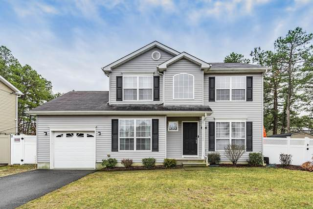816 Grinnell Avenue, Toms River, NJ 08757 (#22004255) :: Daunno Realty Services, LLC