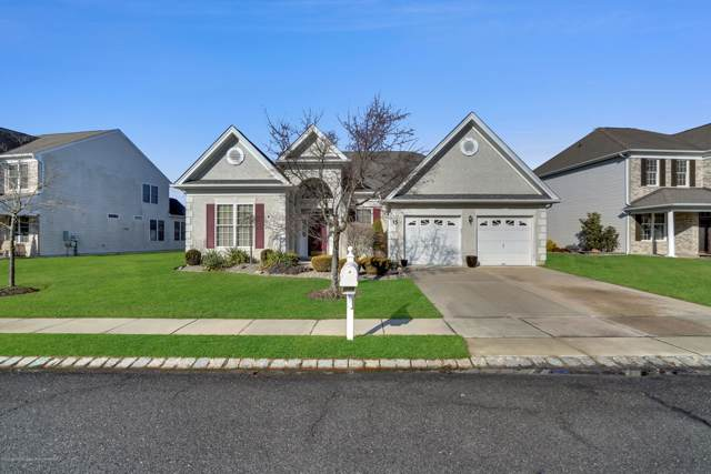 15 Dunberry Drive, Freehold, NJ 07728 (MLS #22004593) :: William Hagan Group