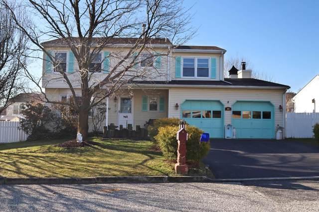 54 John Mcguckin Drive, Brick, NJ 08724 (MLS #22004648) :: William Hagan Group