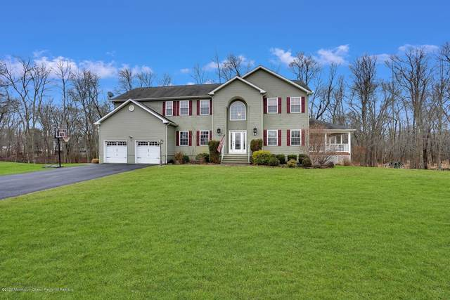 7 Rapids Drive, Jackson, NJ 08527 (MLS #22004983) :: The Premier Group NJ @ Re/Max Central