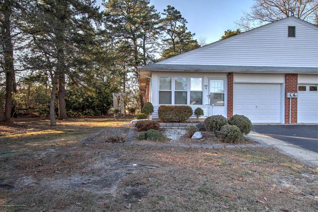 60 Kennedy Drive A, Whiting, NJ 08759 (MLS #22005877) :: William Hagan Group